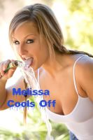 Melissa Cools Off Set by RaymondPrax