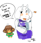 Undertale by Tentakustar