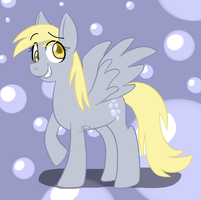 Derpy Hooves by JenniferTotodile