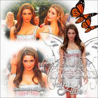 Ashley Greene1 by HeyAmazingArt