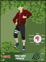 Tori Shippuden Card and Manga/Anime info. by Grass-haired