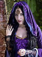 Morgana Merlin BBC by Afemera