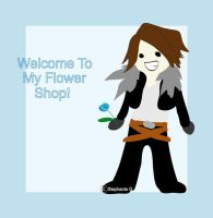 Squall's Flower Shop by angelrinoa