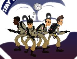 Ghostbusters by Andry-Shango