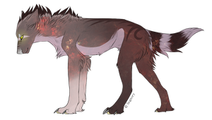 Canine Adopt [OPEN] by fluzzadopts
