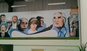 A Tribute to the Legends by BogusTheMuralist