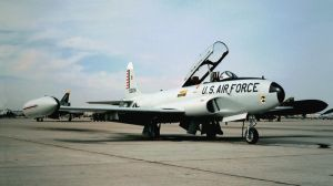 95th FITS T-33A No. 2 by F16CrewChief