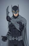 Owlman (Earth-27) commission by phil-cho