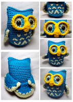 Little Owl Friend by sowo-crafts