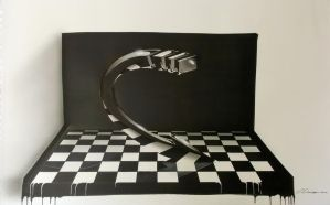 Surreal Chess by PinstripeChris