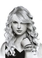 taylor swift by urielbeaupre