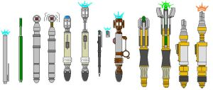 Costom Sonic Screwdriver03 by Elkaddalek