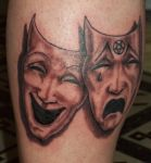 Theatre of Pain Tattoo by Green-Jet