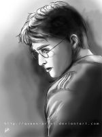 Mr. Potter by Queen-Uriel