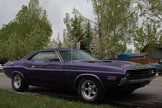 Crazy Challenger by KyleAndTheClassics