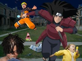 Hashirama And Friends Coming To Kick Your Ass by hanzojr