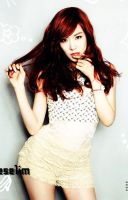 Tiffany Elle Girl Edit 1 by TokinhaFujoshi