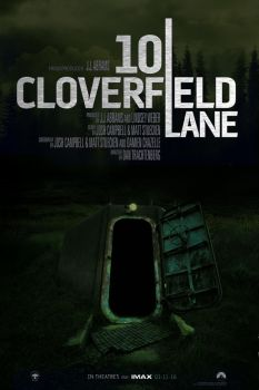 10 Cloverfield Lane teaser poster by DComp