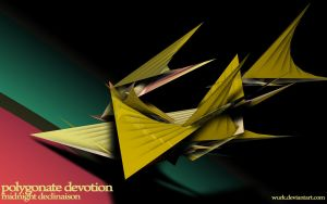 polygonate devotion by Wurk