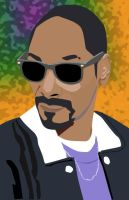 Snoop Dogg by tiojuanito