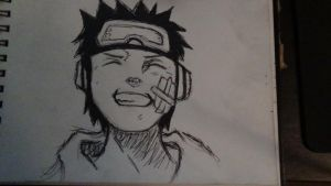 obito naruto by Xezn