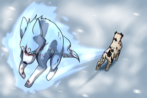 Exceed the verge of death by snowpups123