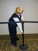 Shizuo Cosplay by TheLimeTangerine