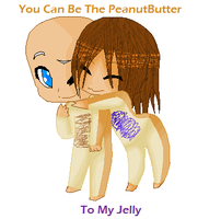 Peanut Butter .:Collab:. by BabyDoll352