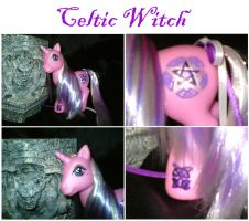 MLP Custom : Celtic Witch by marienoire
