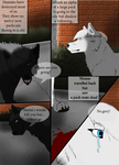 City of wolves page 1 by DarkBroodingVillain
