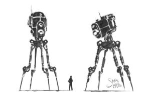 Concept Robots(2) by MoS93