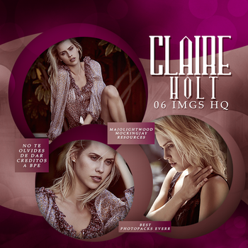 Photopack 12562 - Claire Holt by xbestphotopackseverr