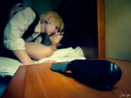 Shizaya: We'll save the knife for later... by SNTP