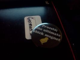 Prussia button by Art-is-life22