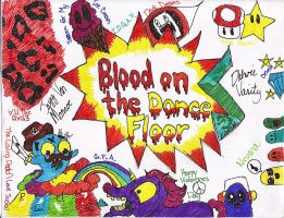 Blood on the Dance Floor Mix by xSilentRougeWolfx
