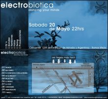 Electrobiotica III by pablenn