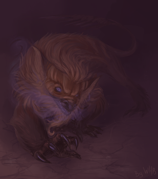 Manticore by KateWHB