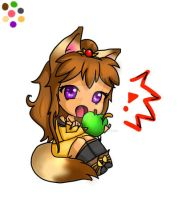 Chibi friska by Your-One-Only-Love