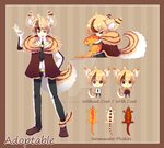 Male Adoptable Auction [CLOSED] by Andreia-Chan