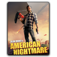 Alan Wake American Nightmare Icon by dylonji