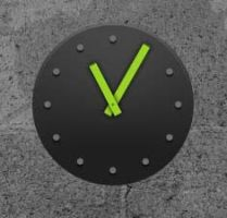 Android Analog Clock by Shajanjp