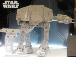 Motorized AT-AT by rlkitterman