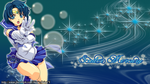 Sailor Mercury Wallpaper (SaEX Original #12) by Youkai-Nekamata