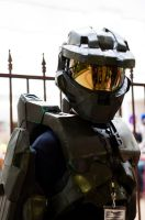Master Chief by JaniellMarie