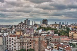 A view of Istanbul by can16358p