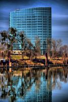 HDR River Front by o0oLUXo0o