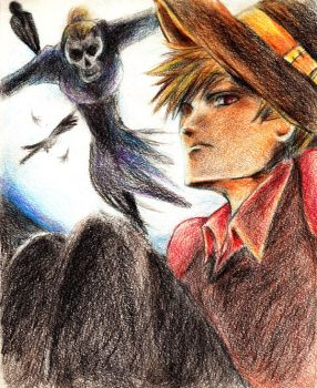 Scarecrow Year One by s-azma