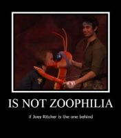 Is not zoophilia... by Lor-Lupin