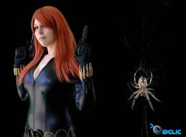 Spider Bite by Fayry-Cosplay