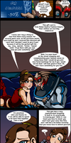 ME CW: Christmas Special 192 by Padzi